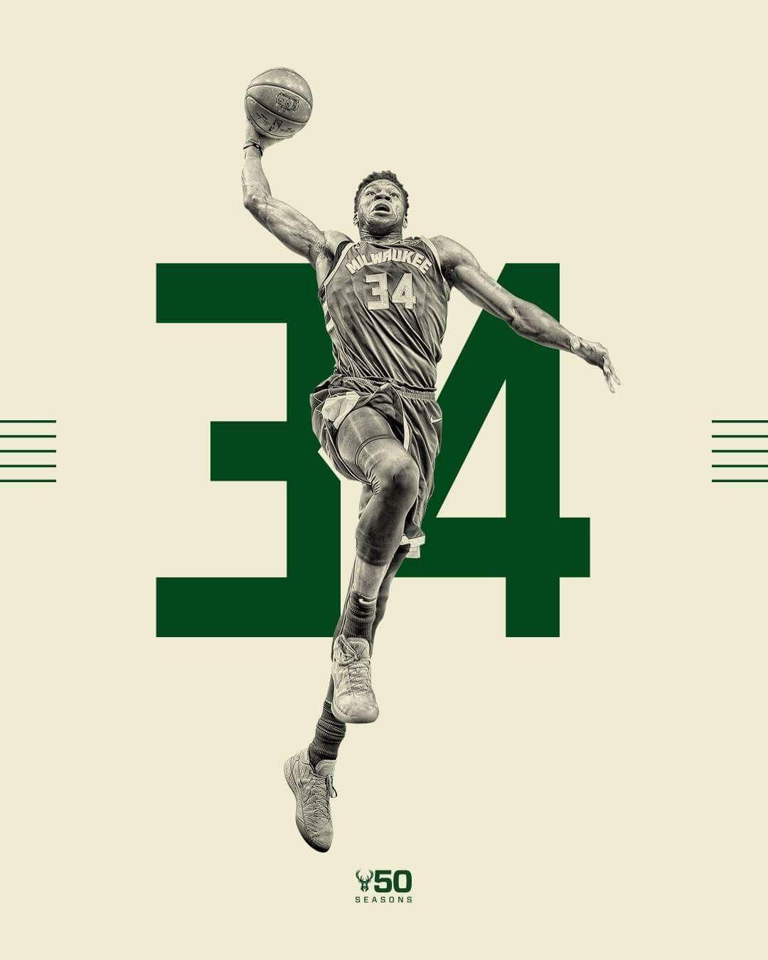 Giannis Antetokounmpo Milwaukee Bucks 34 Bucks Basketball Milwaukee Bucks Basketball Milwaukee Bucks