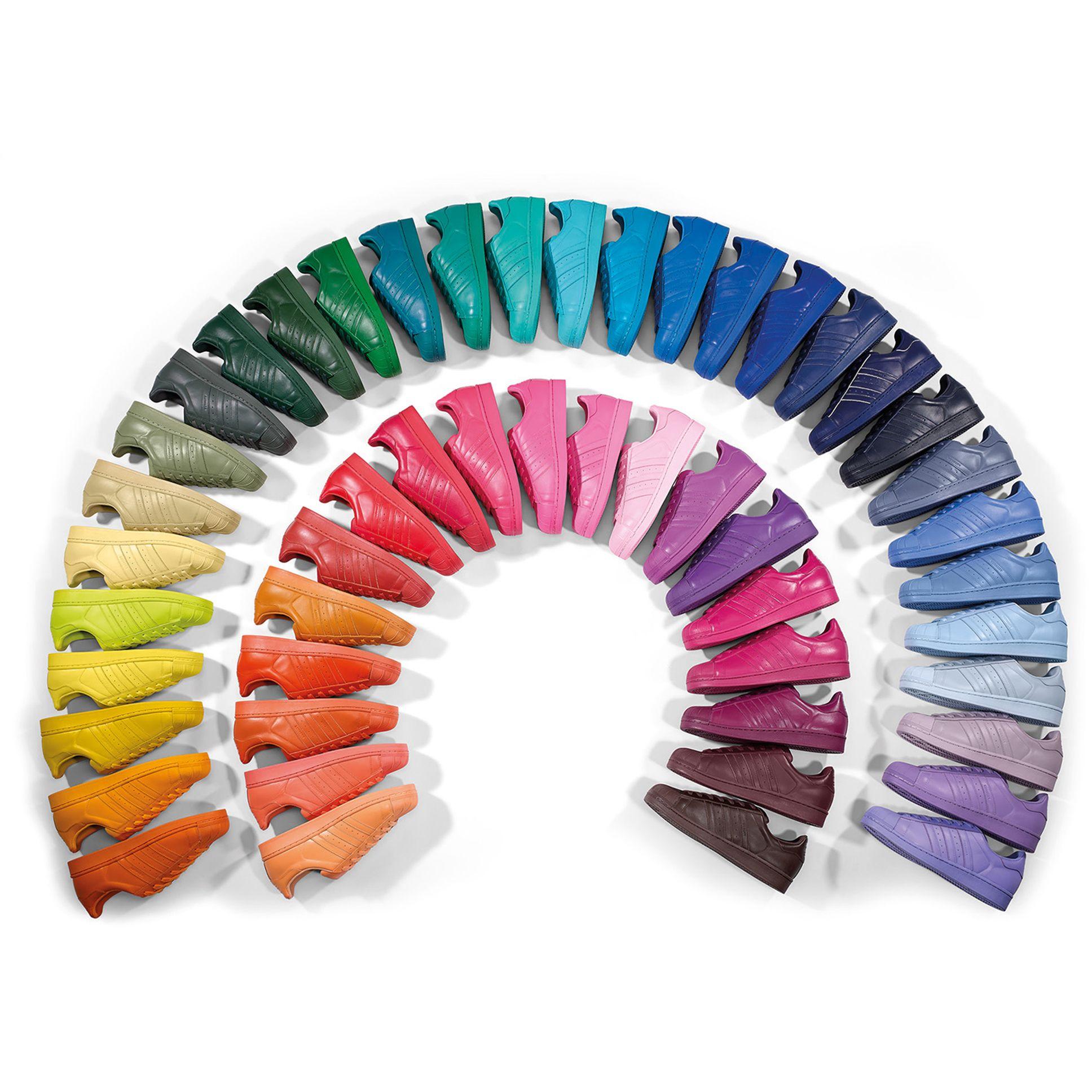adidas superstar 50 colores