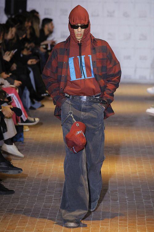 Palm Angels FW17.  menswear mnswr mens style mens fashion fashion style palmangels runway