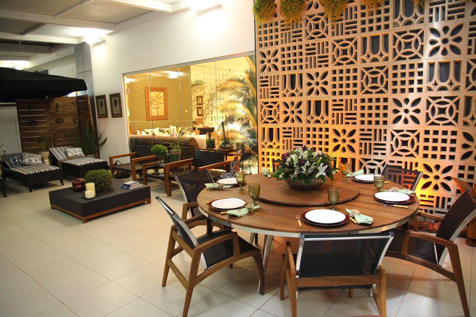 Mesas redondas – veja 30 salas de jantar e cozinhas com essa tendência + dicas! - Decor Salteado - Blog de Decoração e Arquitetura