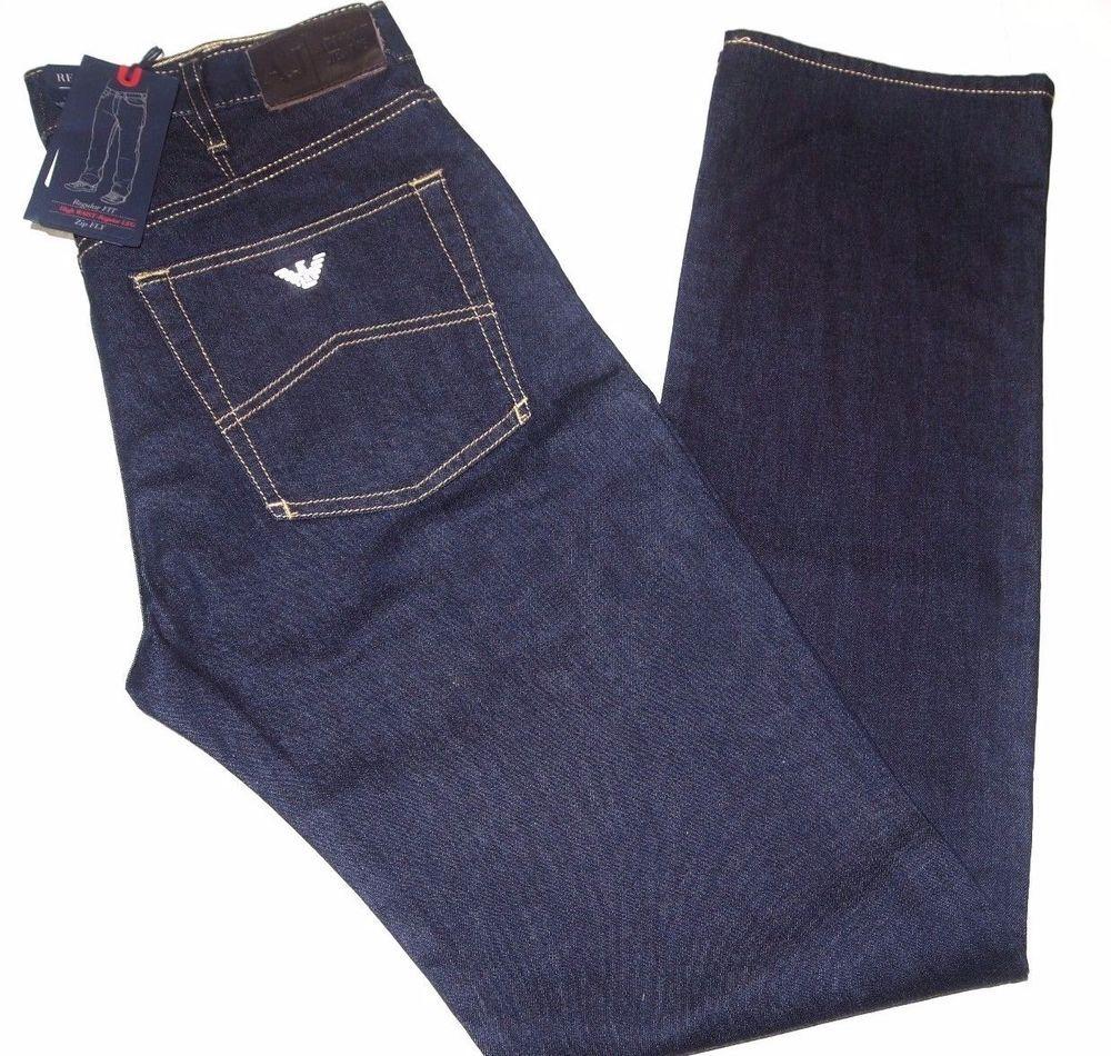 49e7c2c6167 Armani Jeans regular fit size 36x30 style J31 comfort fabric new with tags # ArmaniJeans #regularStraightLeg
