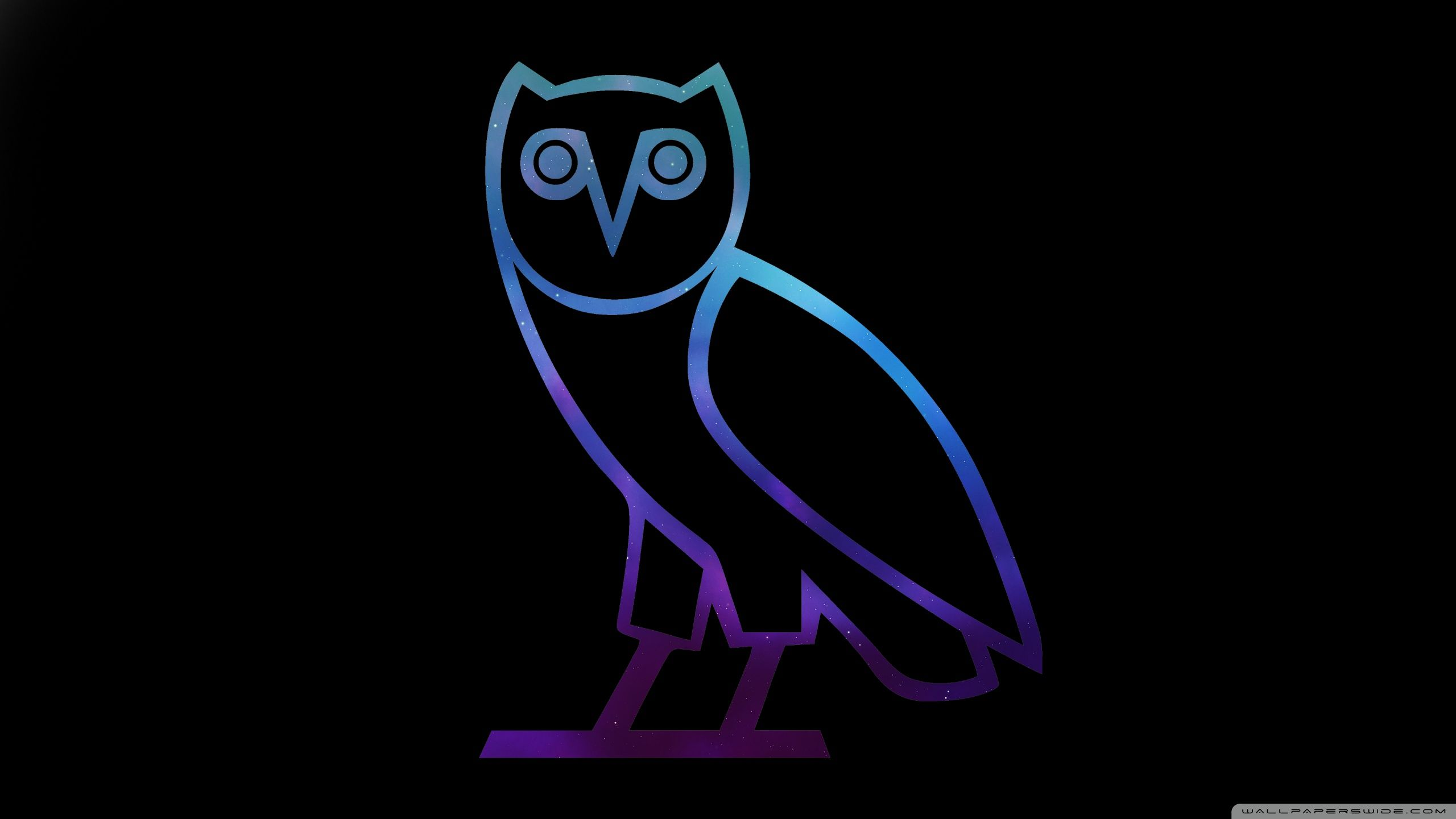 Drake Owl Ovo HD desktop wallpaper Widescreen