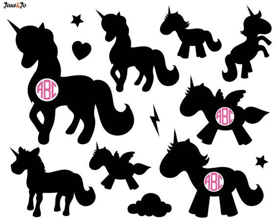 Unicorn Svg,Unicorn silhouette Svg,Unicorn svg files,Unicorn