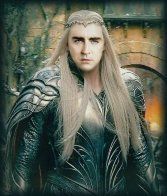 King Thranduil: Determined by Ysydora on DeviantArt