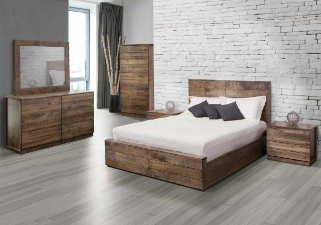 Maison Éthier - 906624 - Viebois - Chambre à coucher - Mobilier