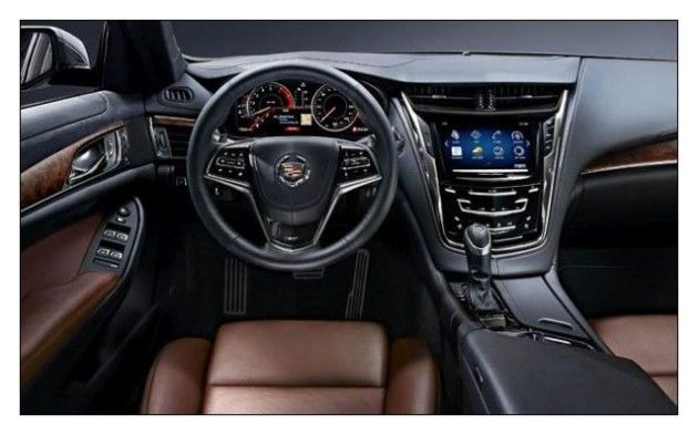 2016 Cadillac Xt5 Price Engine Interior