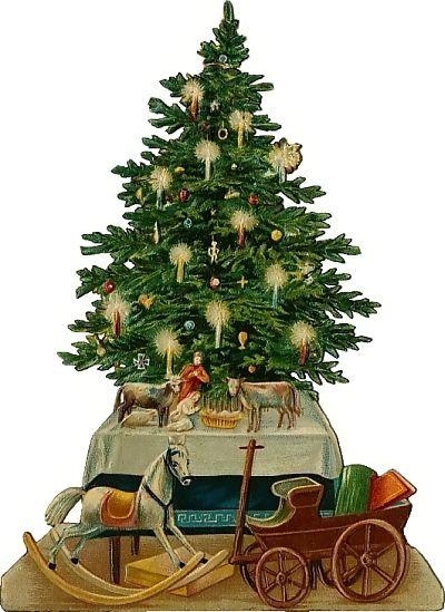 AltogetherChristmas Vintage Christmas Clipart And Graphics