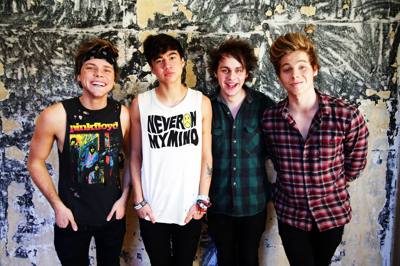 5 Seconds Of Summer Announce 2015 North American Tour Dates ...