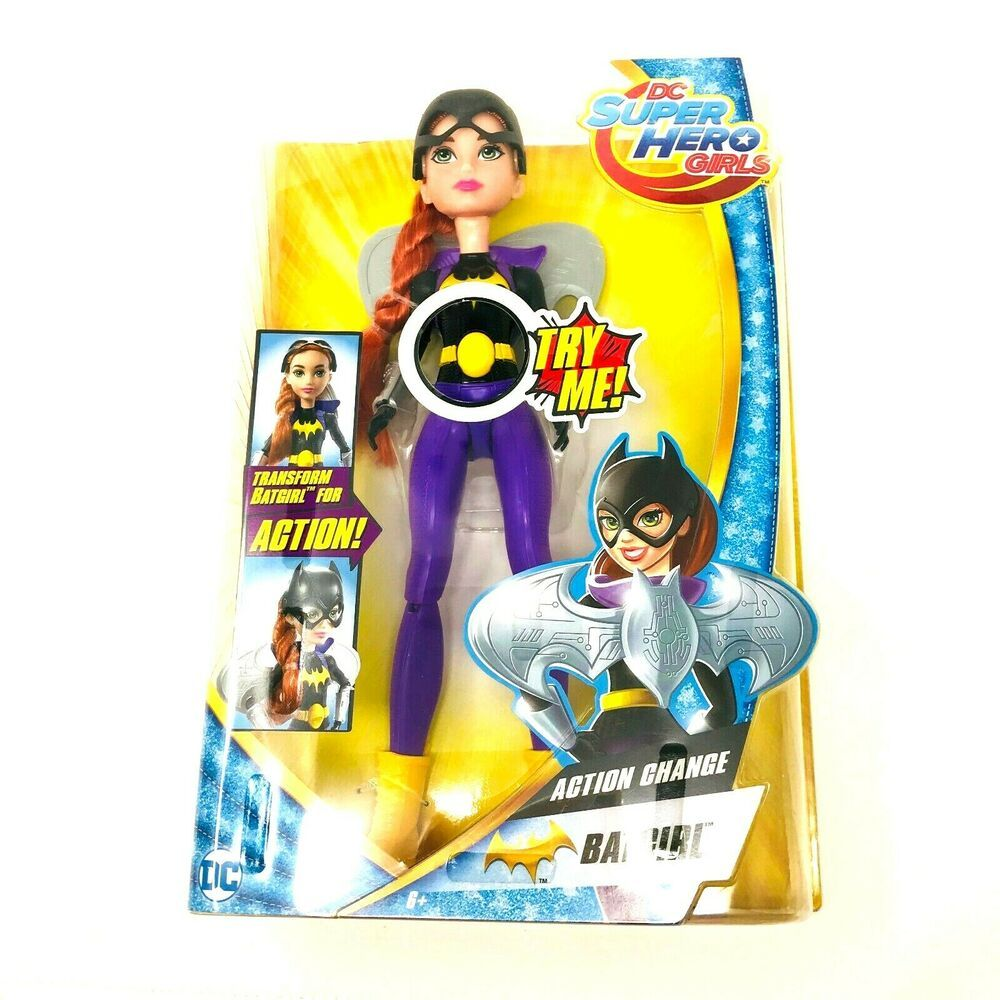 2016 MATTEL DC COMICS DC SUPER HERO GIRLS BATGIRL