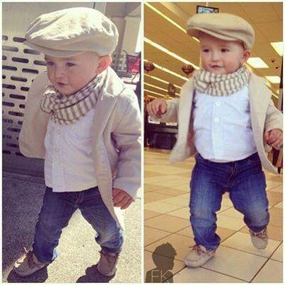 Toddler Outfit Baby Baby Baby Moda Infantil Para Nino