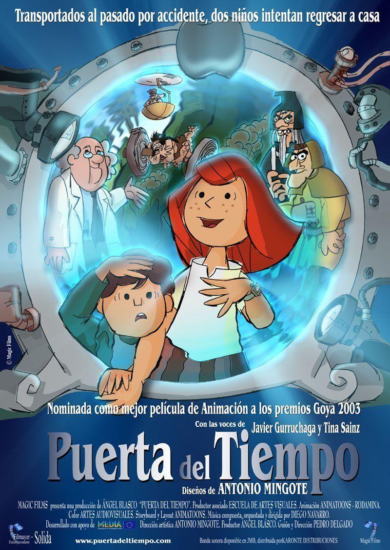 películas animadas españolas
