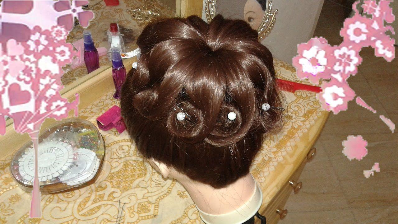 Peinados para novia faciles y bonitos