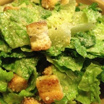 Caesar Salad From Antonio S Pizzeria Italian Restaurant In Sherman Oaks Ca Food Salad Forked Com Food Delicious Salads Order Food