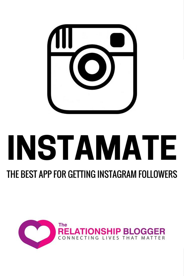 Instamate - the best app for getting instagram followers