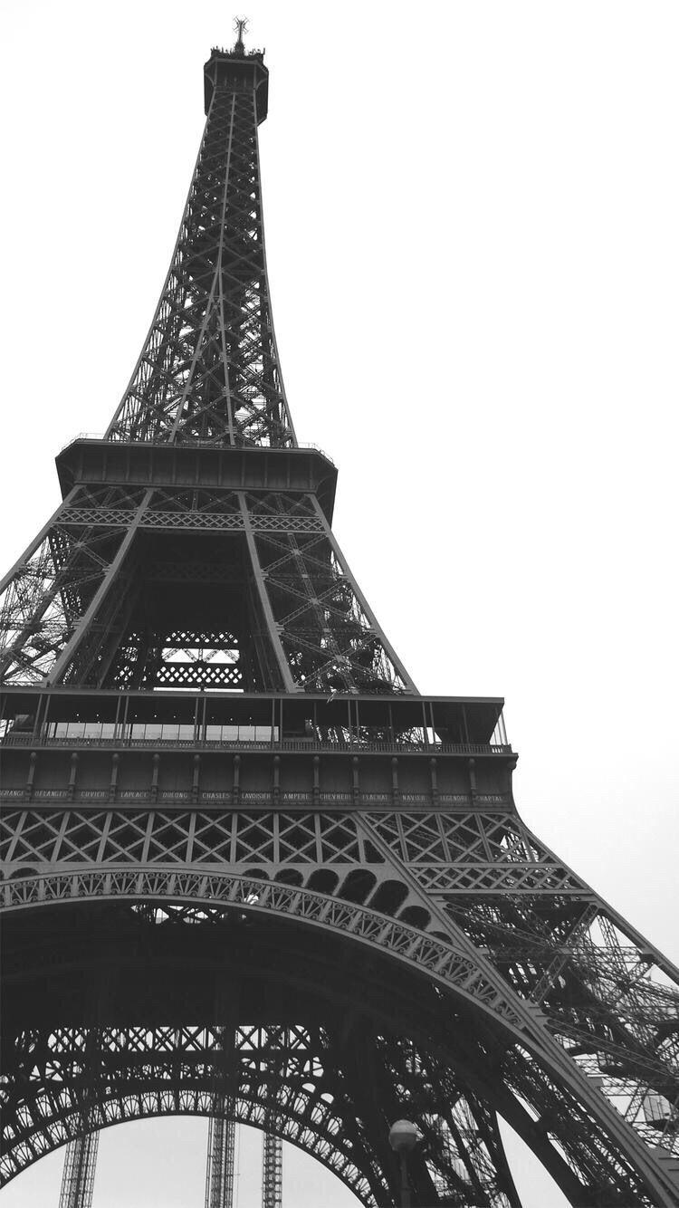 Idea By 𝙇𝙖𝙮𝙡𝙖 On W A L L P A P E R S Paris Black And