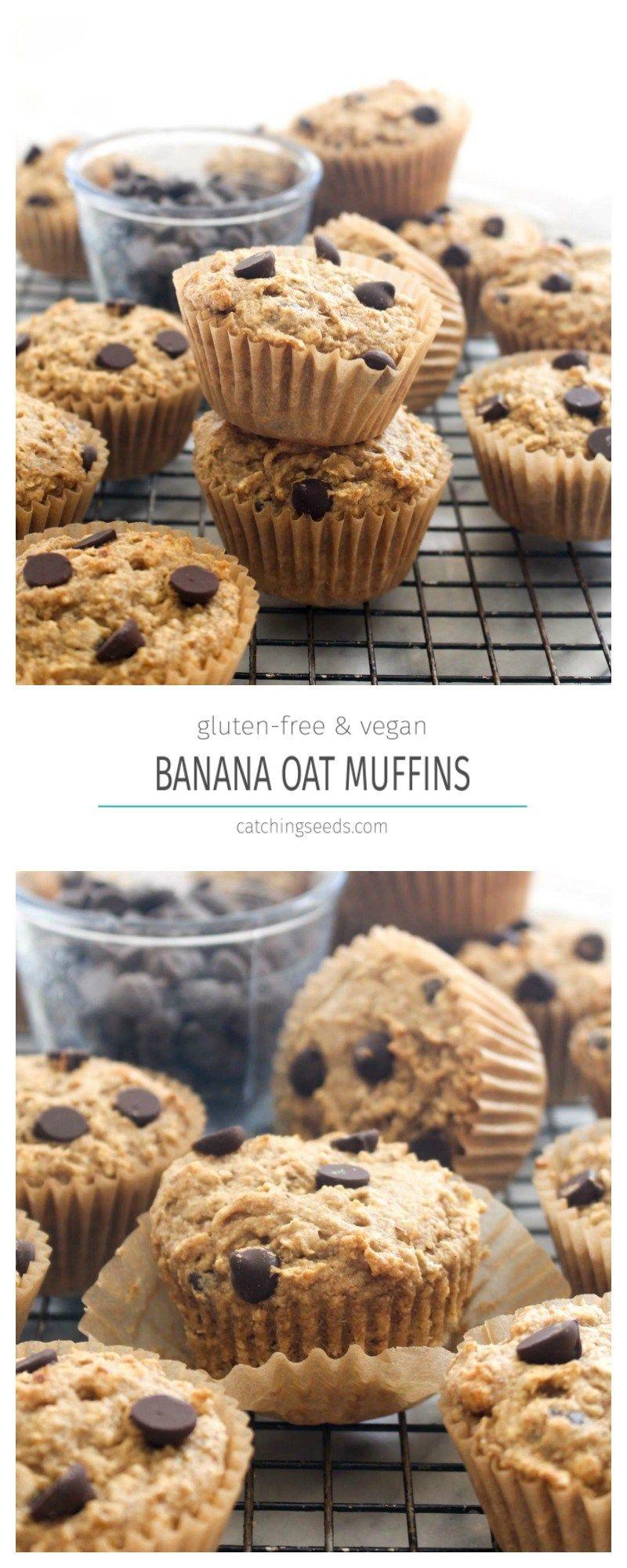 Gluten free banana muffins darn good veggies recipe