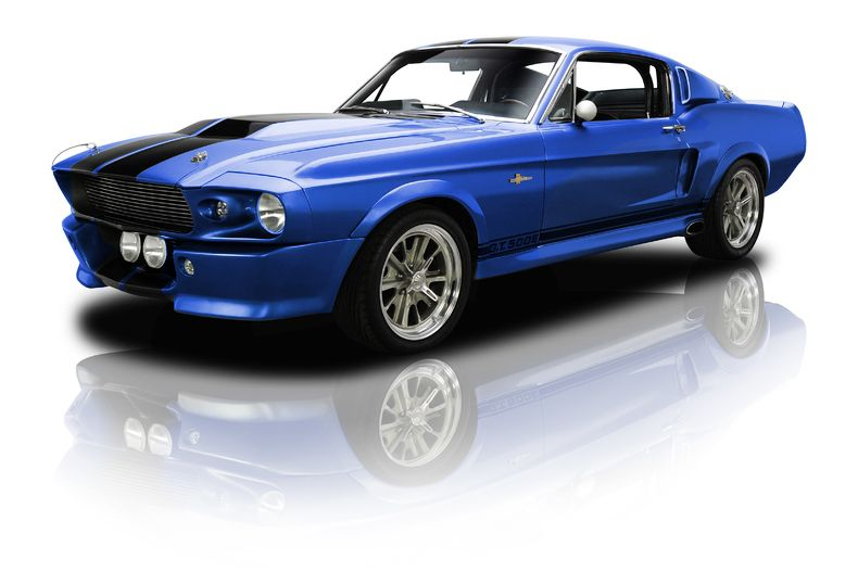 Eleanor Mustang Replica Builder For Sale 1967 Shelby Ford GT 500 Fastback Tribute Clone