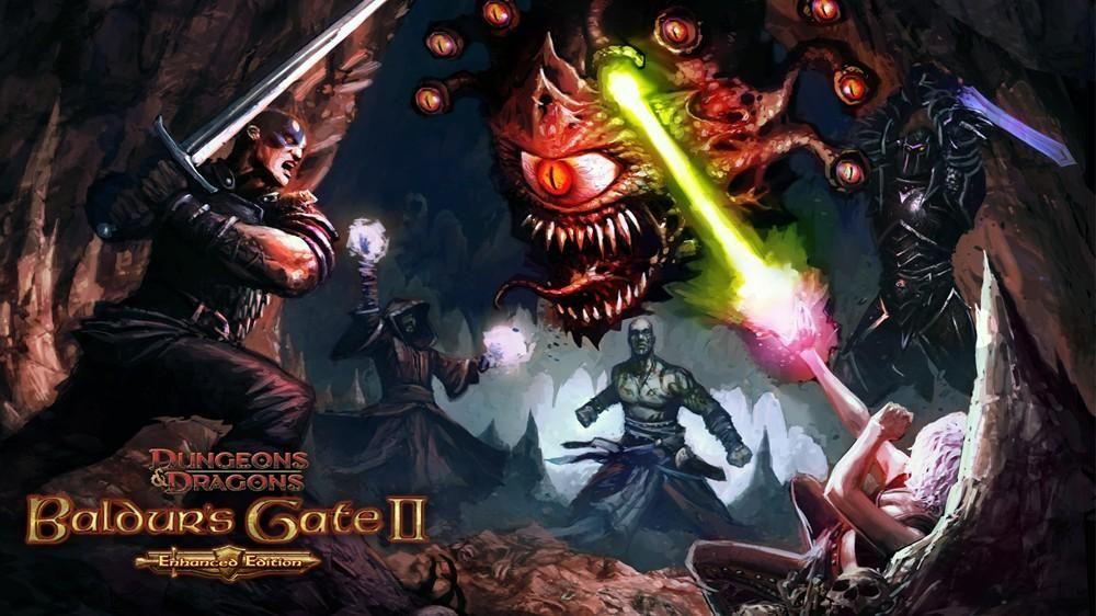 Enjoy Some Baldur S Gate Ii Enhanced Edition Screenshots