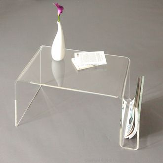 Table Basse Porte Revues Plexiglass First Marais Comment Amenager Un Petit Salon Table Basse Transparente Table Basse