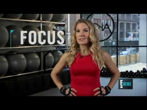How to Get Celebs' Slim, Sculpted Arms in Just Three Moves - YouTube