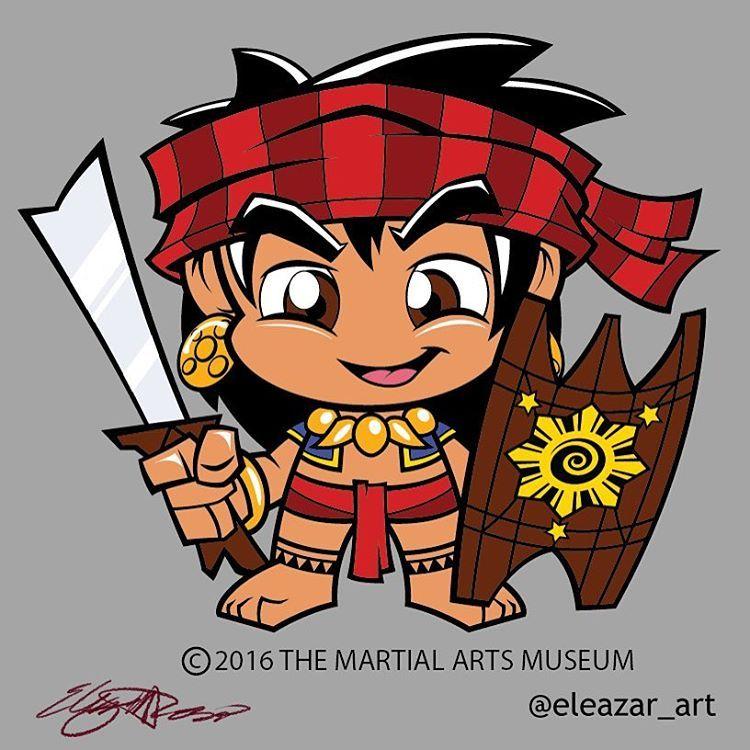 Eleazar del rosario on instagram filipino warrior design