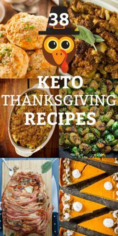 38 Keto Thanksgiving Recipes! Low Carb Food So Delicious You'll Never Miss the Carbs images