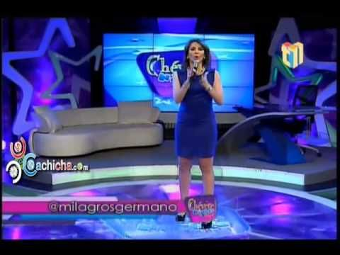 Milagros German killá con Los Impuestos a la placas de los Vehiculos @MilagrosGermanO @Cheverenights #Video - Cachicha.com