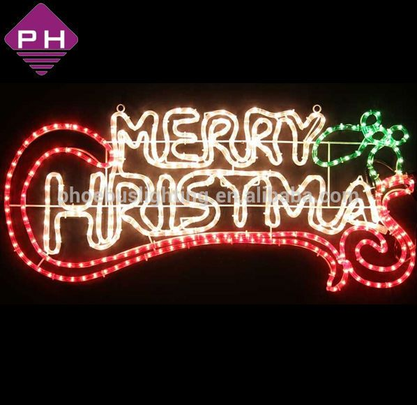Outdoor lighted christmas signs merry christmas motif light outdoor lighted christmas signs merry christmas motif light aloadofball Images
