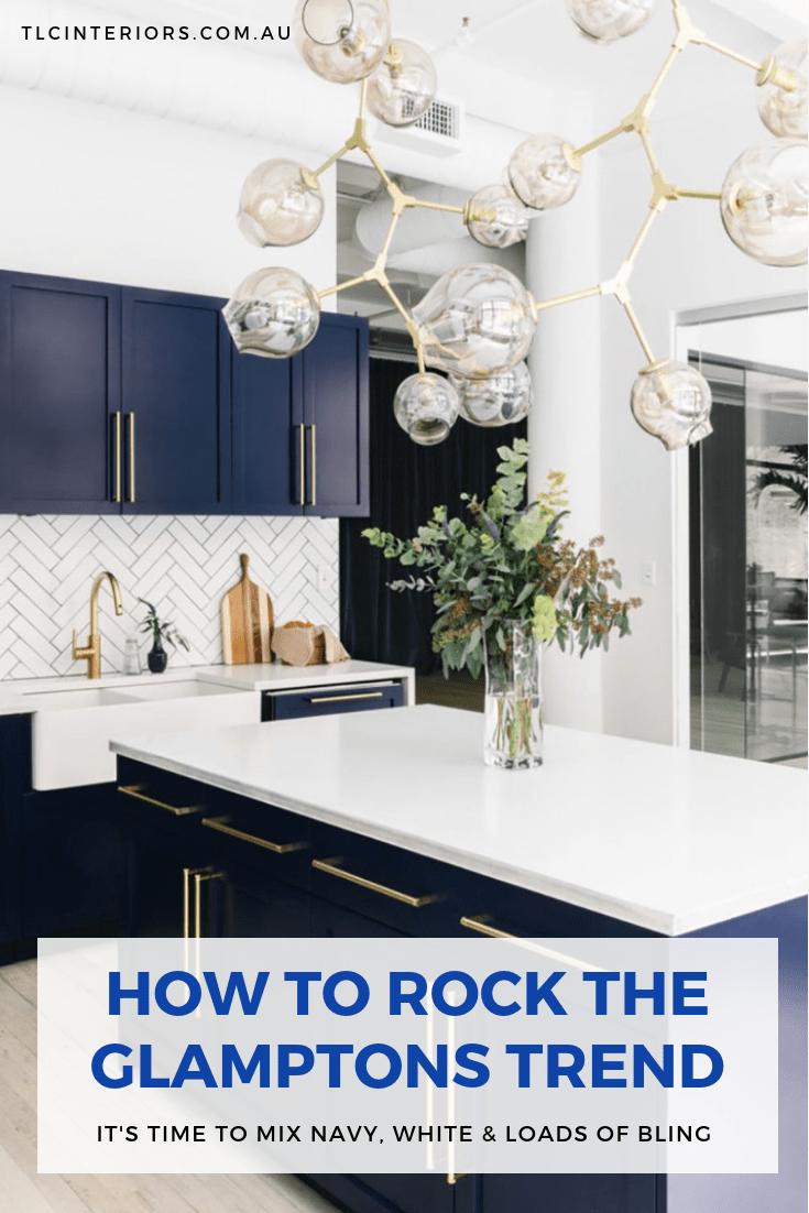 Style Tips To Create A Modern Hamptons Home Tlc Interiors Kitchen Design Interior Design Kitchen Kitchen Interior