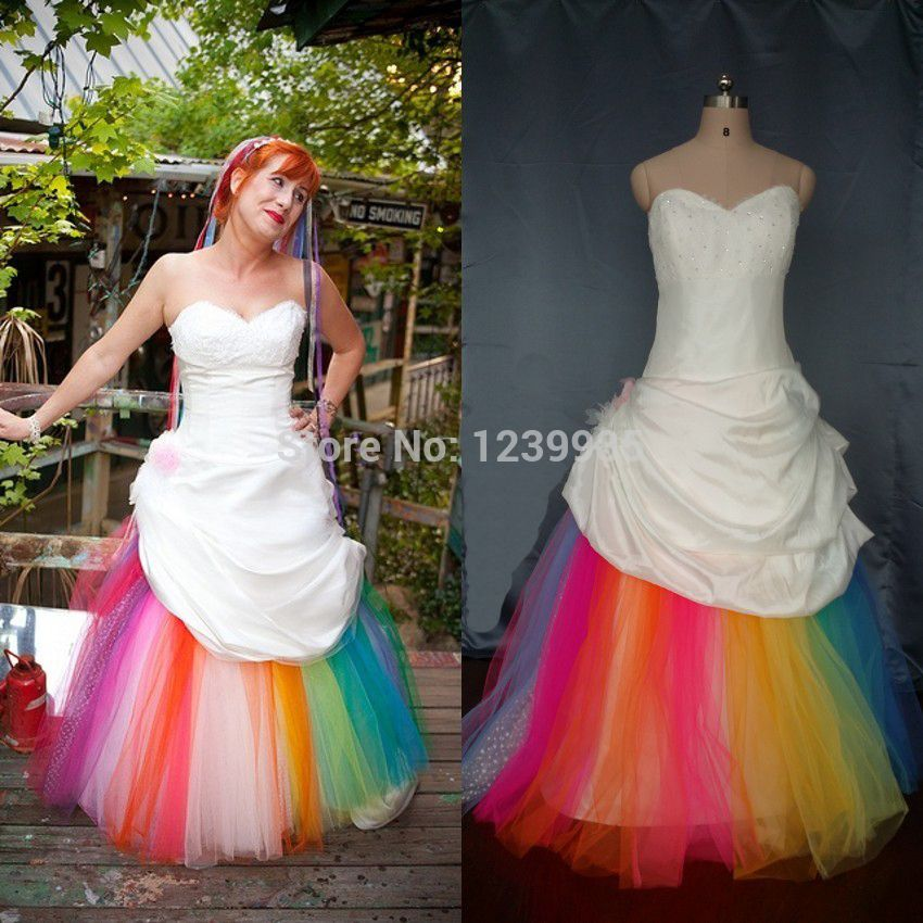 Romantic pastel rainbow wedding dresses ideas designers outfits romantic pastel rainbow wedding dresses ideas designers outfits junglespirit Image collections