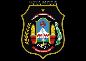 Logo Kota Blitar Vector Kota Indonesia Gambar