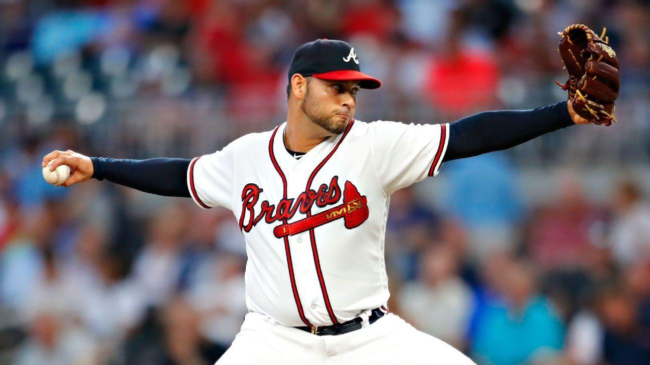 Reports RHP Sanchez, Nats agree to 2year deal Atlanta