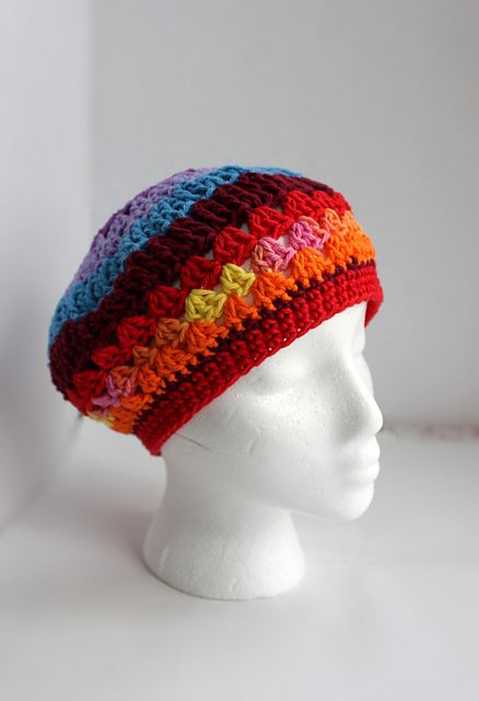 Ravelry Chemo Or Rainbow Hat Pattern By Iryna Boehlandee On
