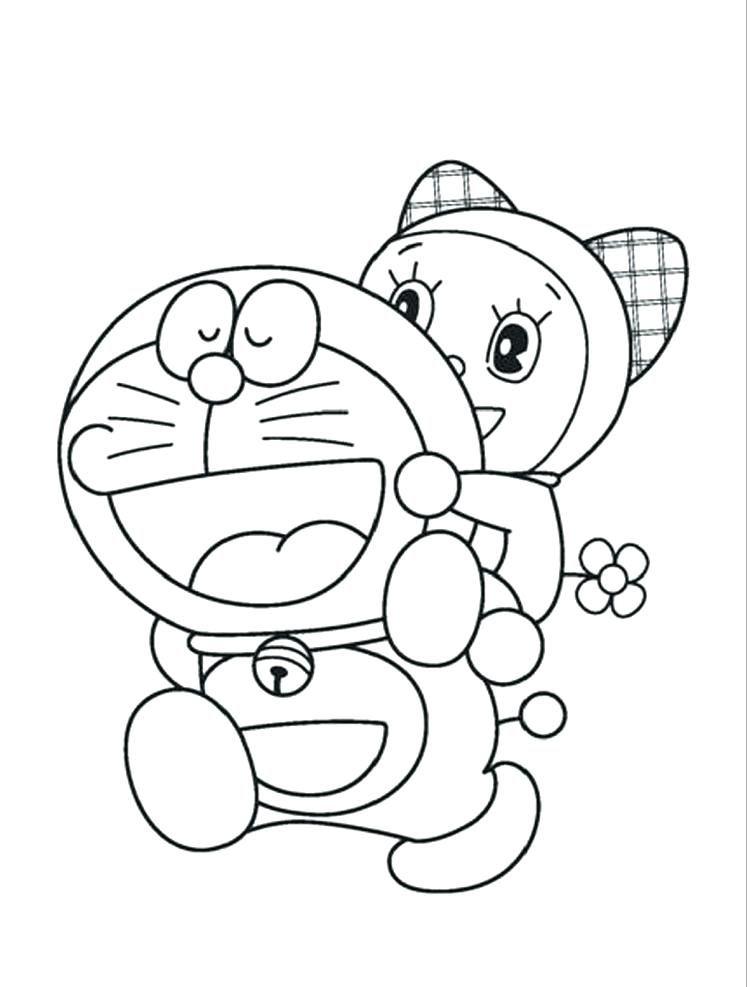 6 Kids Coloring Pages Doraemon Print Color Craft Bee Coloring Pages Coloring Pages Drawing For Kids