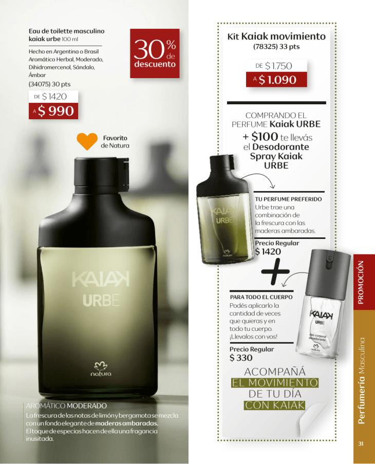 Promociones de Revista Natura Ciclo 14B, Hasta Miércoles