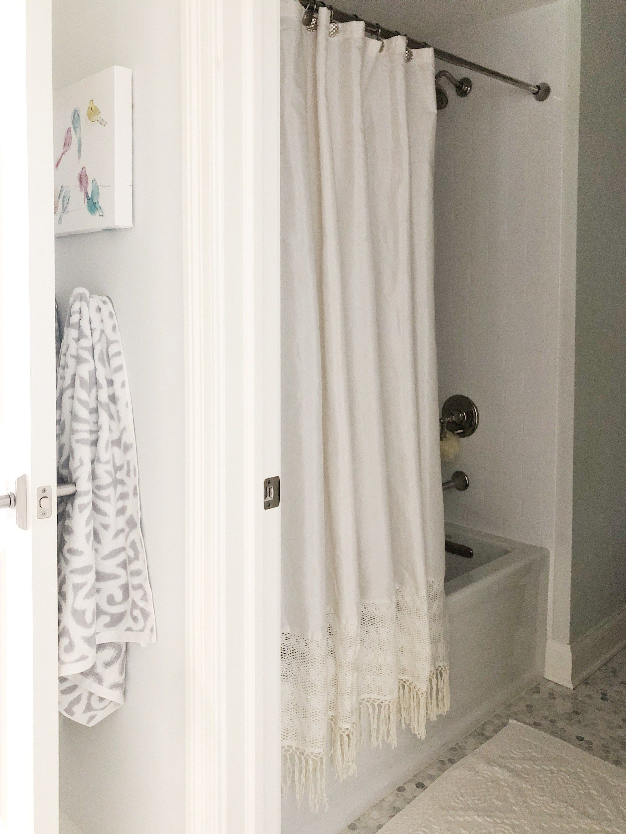 A Vintage Chic Bathroom With Walmart Chic Bathrooms Shabby Chic