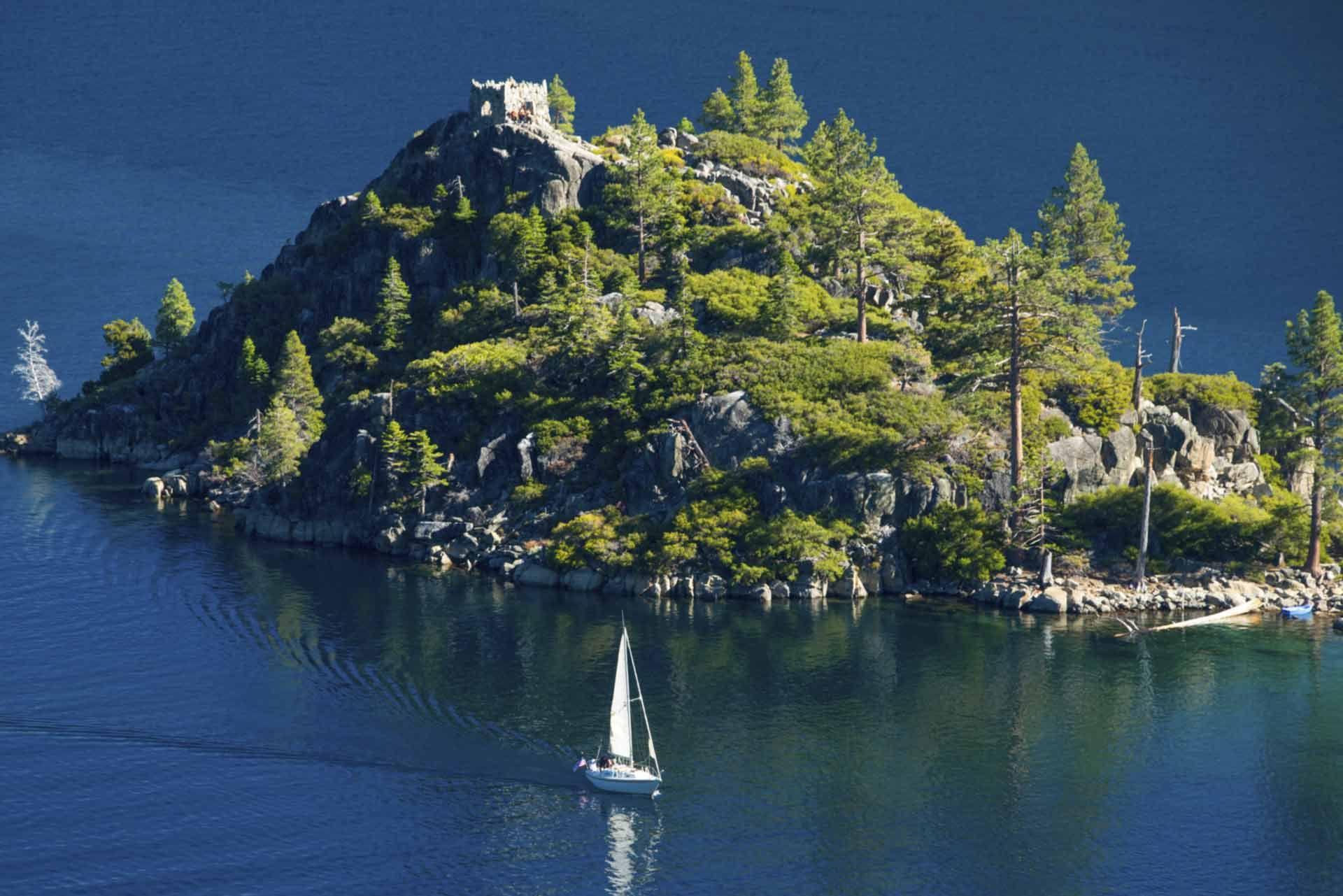 Emerald Bay Lake Tahoe Hotel 2018 World S Best Hotels
