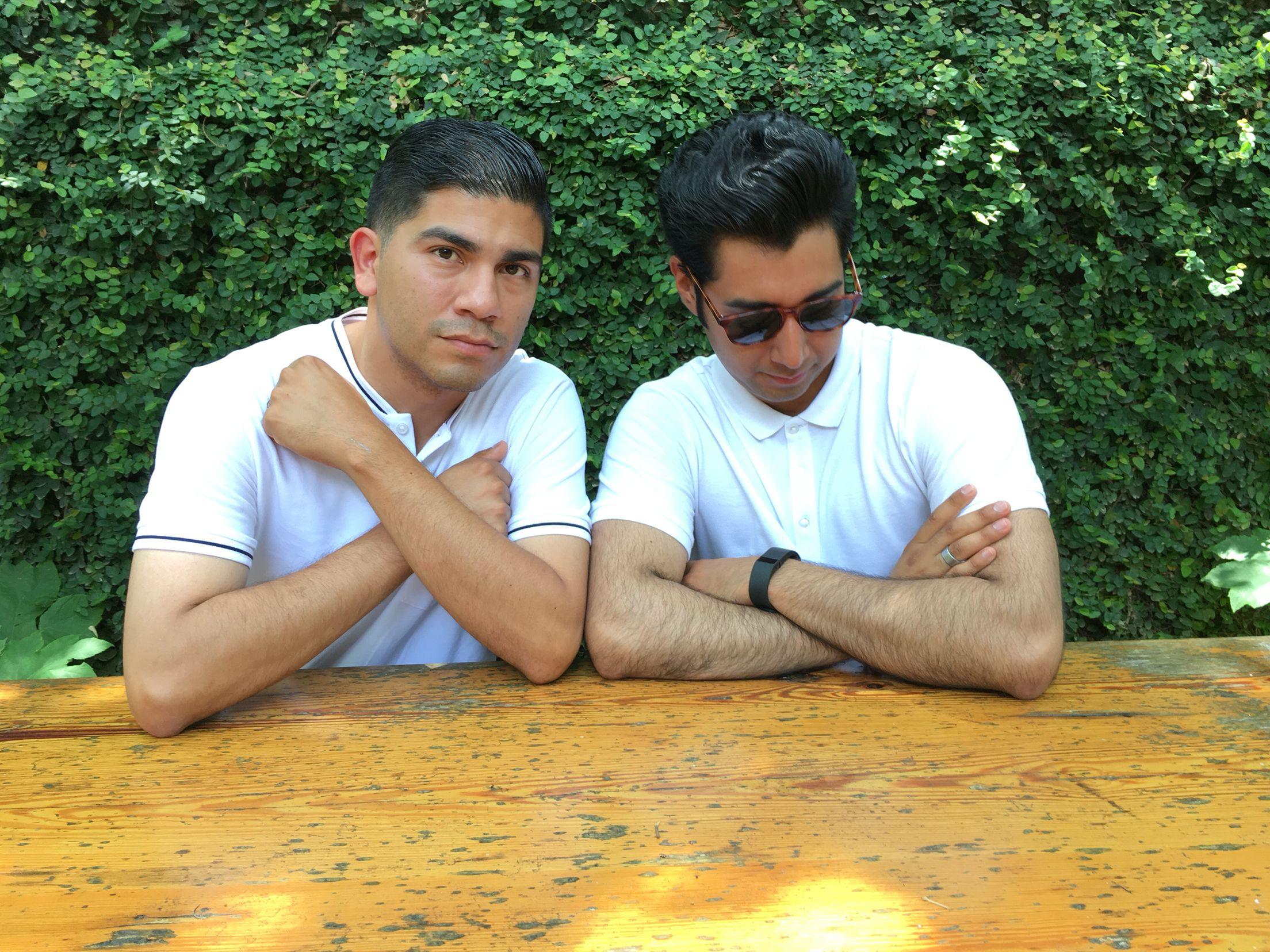 Con el primo