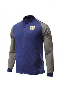 Puma Unam Season Navy Soccer Jacket 6189816df