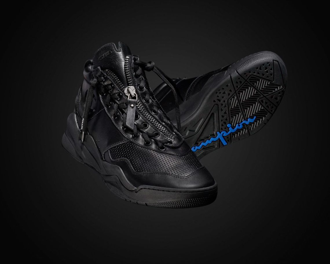 Champion x Casbia Military Basketball Sneaker // Release Date