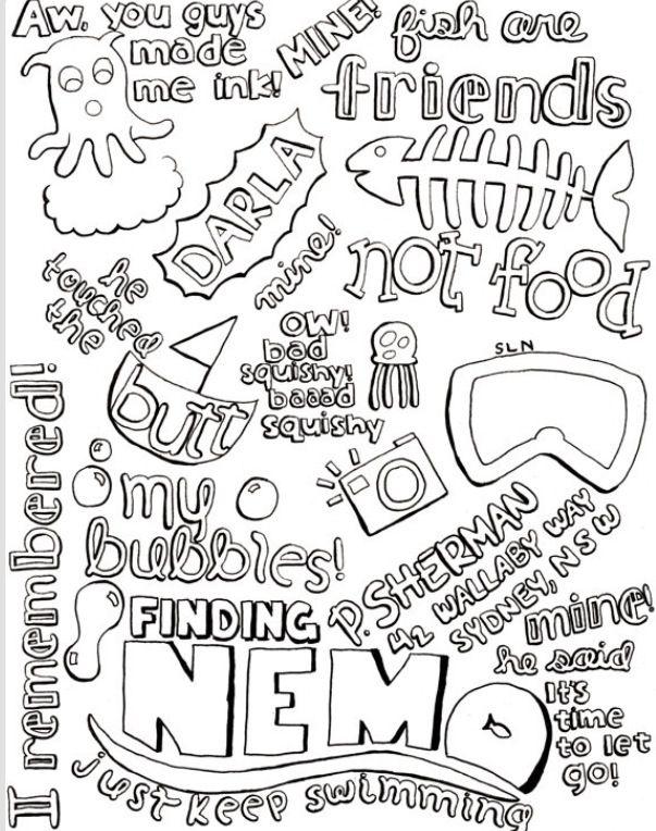 Pin By Heidi Ut On Disney Movies Inspirational Quotes Coloring Disney Quotes Quotes Disney