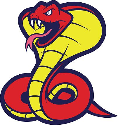 cobra snake mascot vector id630008856 404 427 snakes cobras rh pinterest com au cobra logistics nj cobra logo images
