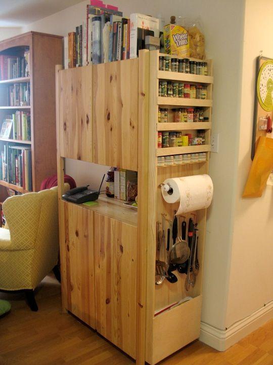 Flickr Finds Heather S Spice Rack Kitchen Storage Units