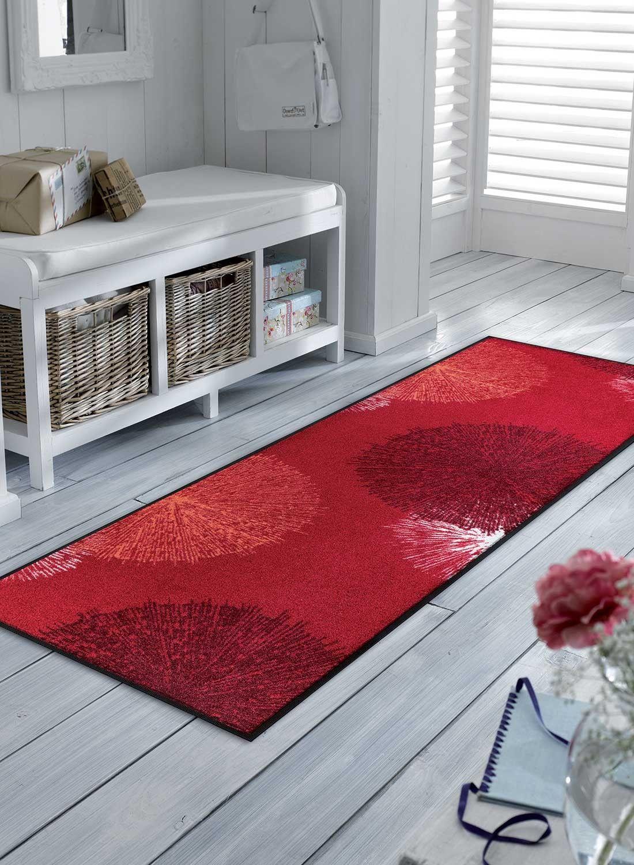 tapis d entree fiwork kt rouge
