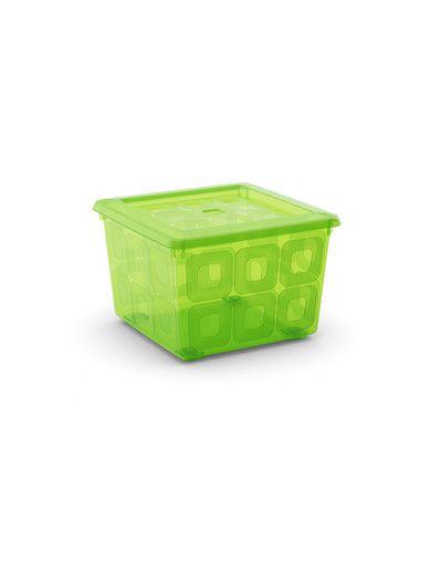 Square box - Square Box - Storage boxes | Catalogo Prodotti Kis  sc 1 st  Pinterest & Square box - Square Box - Storage boxes | Catalogo Prodotti Kis ...