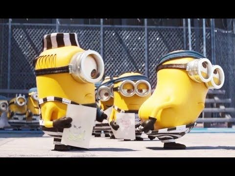 Despicable Me 3   ALL Best Scenes   Minions Gru And Dru | HD   YouTube
