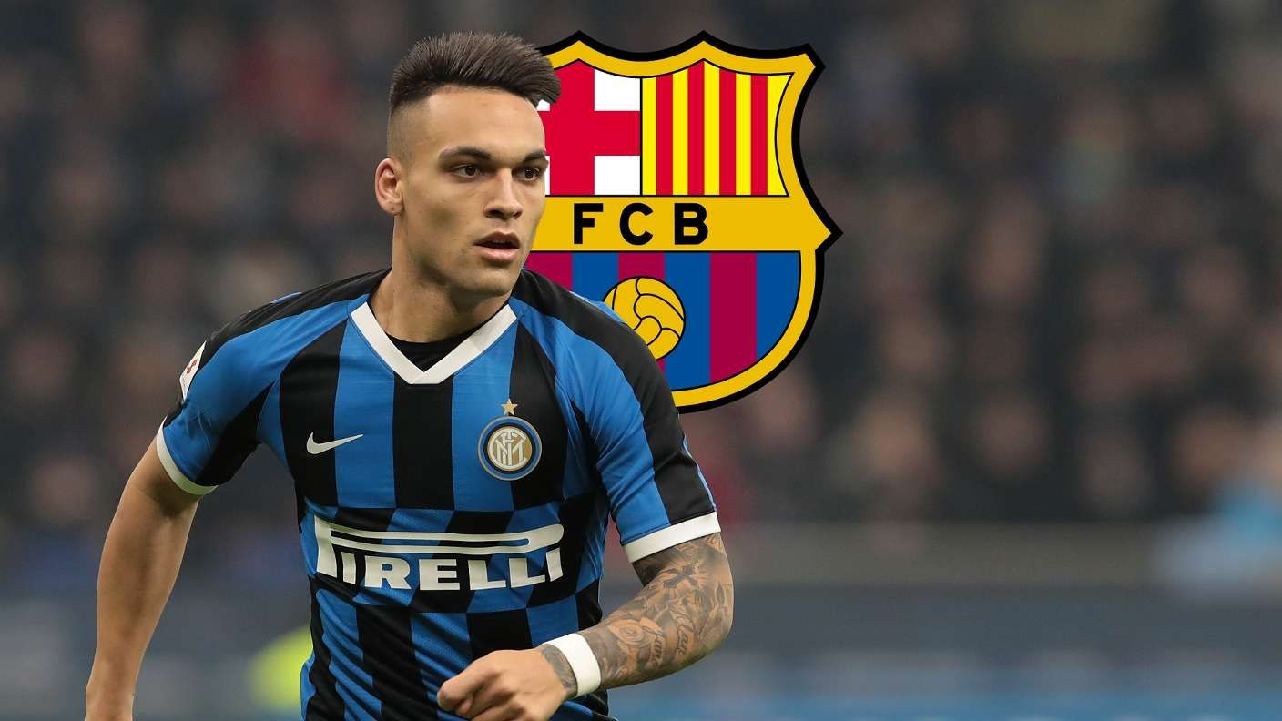 Barcelona Signing Lautaro Could Be Miss Out In 2020 Moving To Barcelona Inter Milan Barcelona