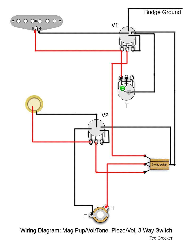 ted crocker s mad scientist lab wiring diagrams schematics [ 819 x 1036 Pixel ]