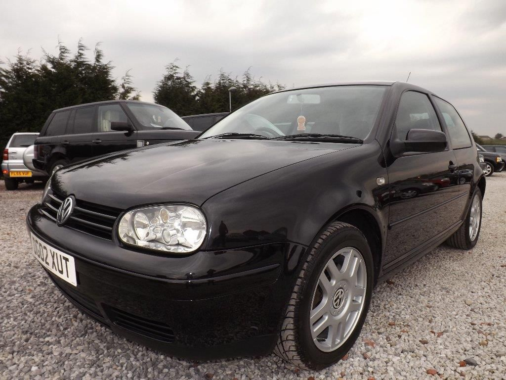 Used 2002 Volkswagen Golf 1 9 Tdi Pd Gt 3dr For Sale In Oldham