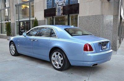 Royce Rolls Ghost